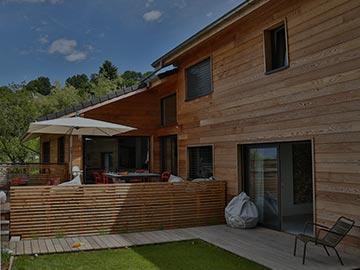 Devis maison en bois Massy