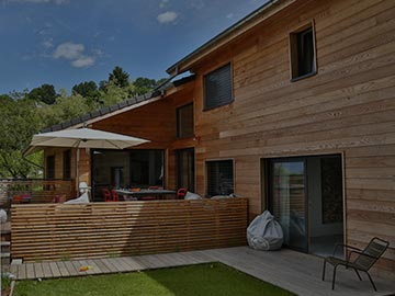 Devis maison en bois Balma